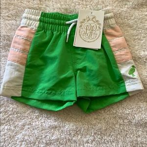 Beaufort Bonnet Company boys swim trunks